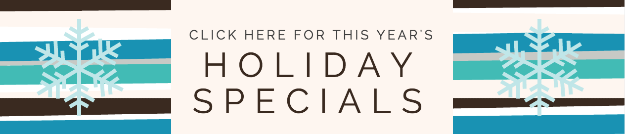 Holiday Specials 2015